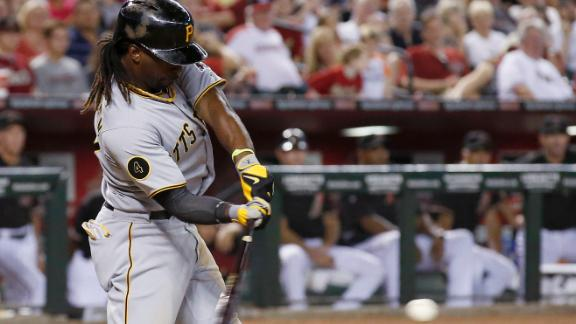 Pirates Top Diamondbacks