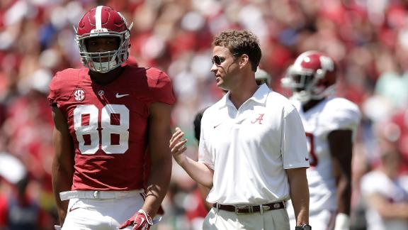Lane Kiffin Appreciates Alabama Job