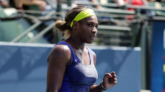 Serena Wins Third Bank Of The West Classic