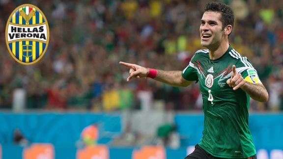 Regreso de Rafa Márquez al futbol europeo genera 5 trending topics en México