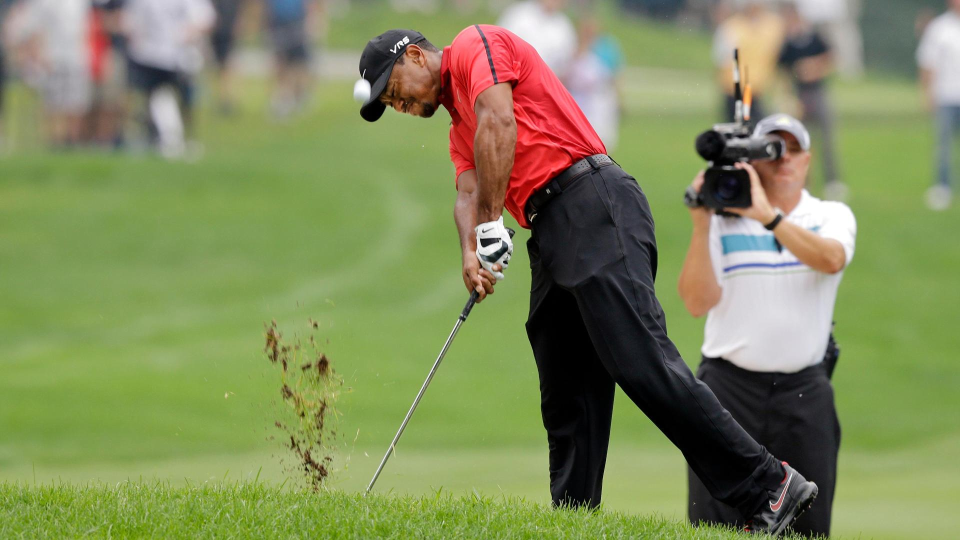 Tiger Withdraws At Bridgestone Invitational