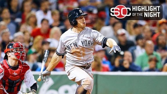 Yankees Battle Past Red Sox