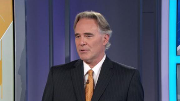 Texas' Patterson Visits SportsCenter