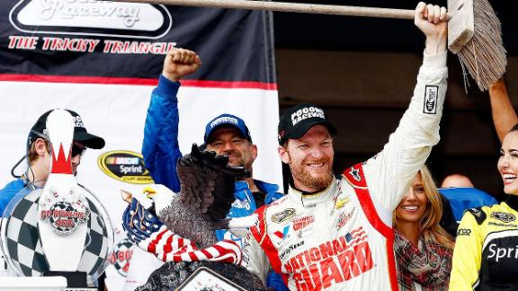 Breaking Down Dale Earnhardt Jr.'s Win
