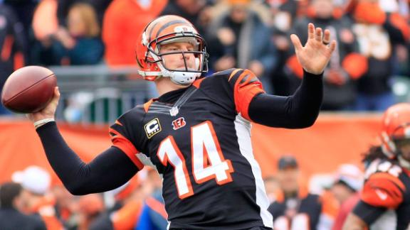 Andy Dalton Gets $115M Deal