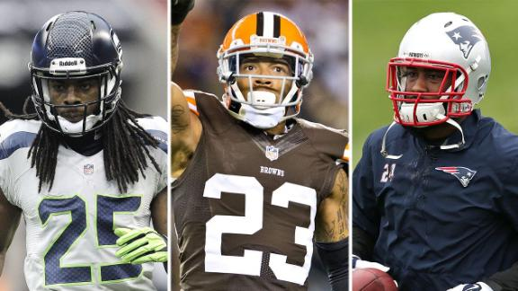 Who Is The Best Cornerback In The NFL?