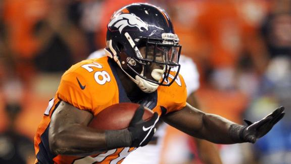 Montee Ball To Have Appendectomy