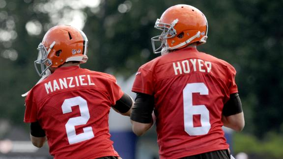 Will Long Will Hoyer's Starting Job Last?