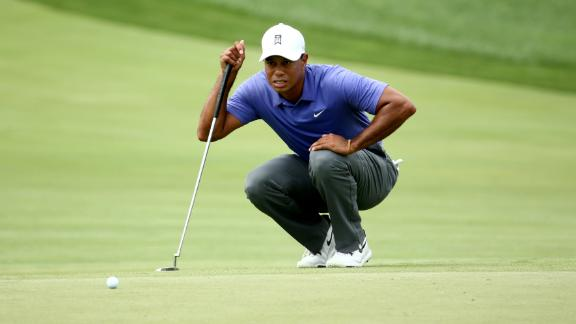 Tiger 'Wasn't Very Good'