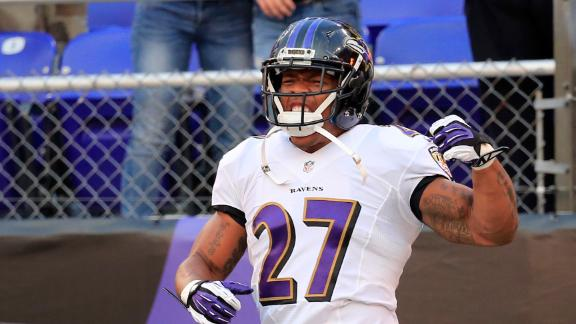 Video - Rice, Ravens Top 49ers