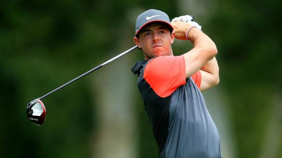 McIlroy 1 Shot Back At Valhalla