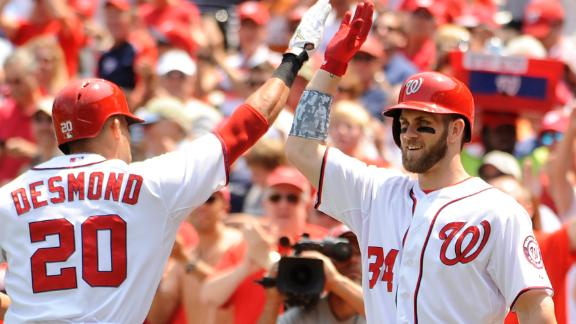 Nationals Walk Off With Win