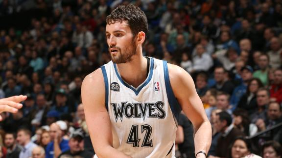 Video - Could Kevin Love Trade Get Derailed?