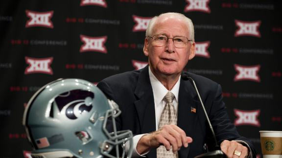 Bill Snyder: 'We've Sold Out'
