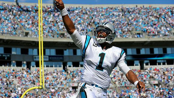 Fantasy Now: Cam Newton