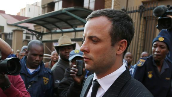 Pistorius Verdict Expected Sept. 11