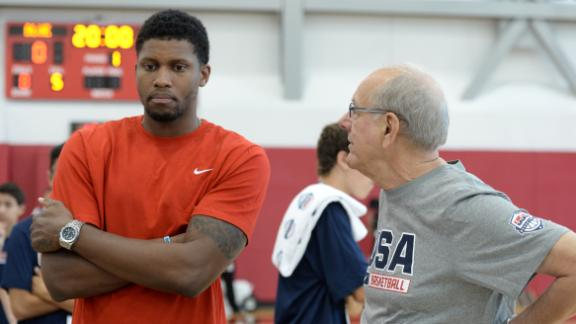 Team USA Adds Rudy Gay