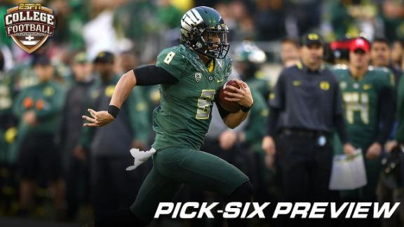 Pick-Six Preview: Oregon