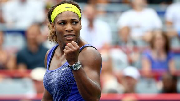 Serena Talks Win, Possible Matchup Against Venus