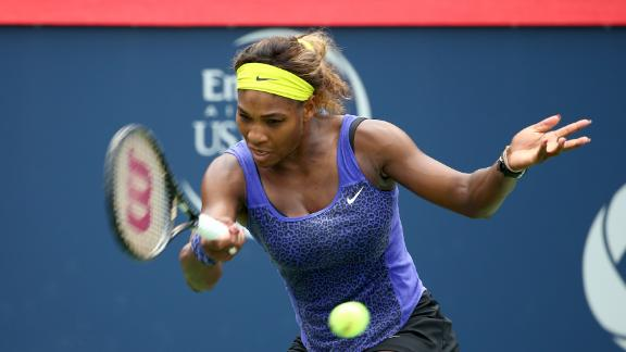 Serena Into All-Williams Semifinal