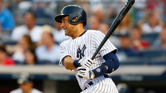 Jeter Passes Wagner On Hits List
