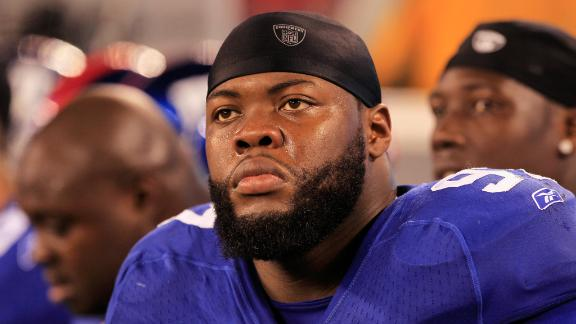 Linval Joseph Struck By Stray Bullet