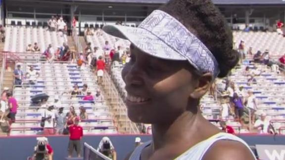 Venus Williams Reaches Final In Montreal