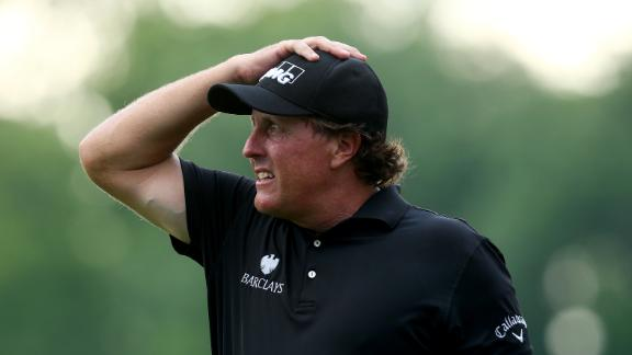 Mickelson Disappointed In Outcome