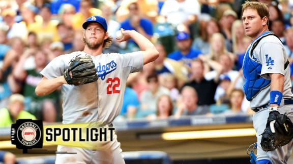 Kershaw Picks Up 14th Win