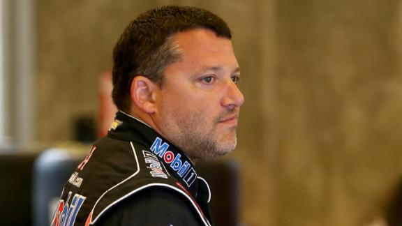 Difficult Time For Tony Stewart