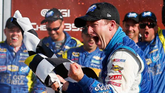 Allmendinger Wins At Watkins Glen