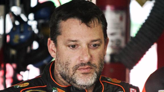 Tony Stewart Won't Race At Watkins Glen