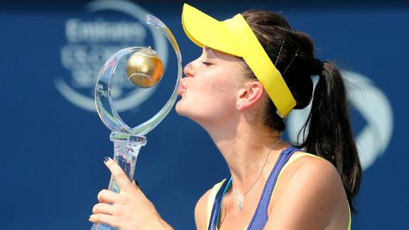 Radwanska Beats Venus For Rogers Cup Title