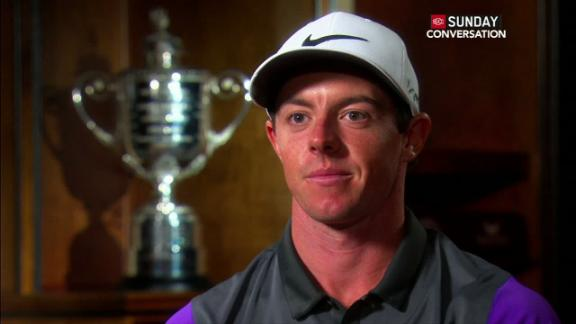 Rory McIlroy Sunday Conversation