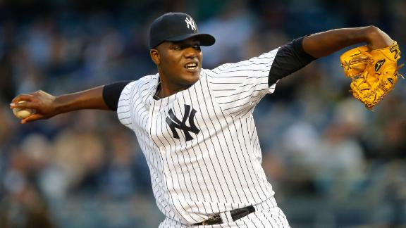 Pineda to start for Yankees on Wednesday