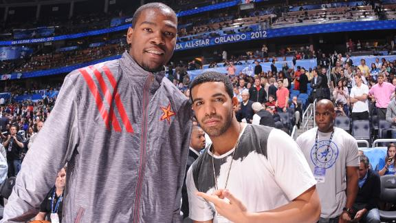 Raptors Fined For Drake Durant Pitch
