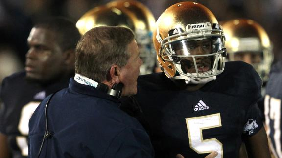 Golson Emerging As A Leader