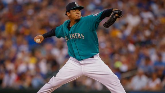 Felix again dominant as Mariners crush Jays