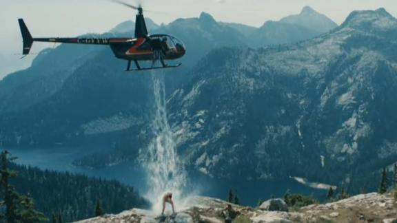 Video - Ice Bucket Challenge To The Extreme