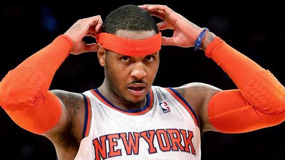 Knicks' Schedule Announced