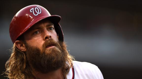 Jayson Werth Charged With Reckless Driving