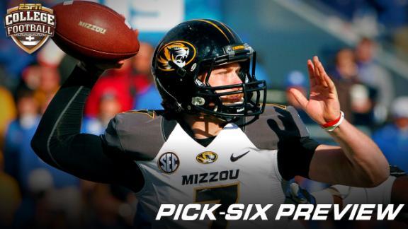 Pick-Six Preview: Missouri Tigers