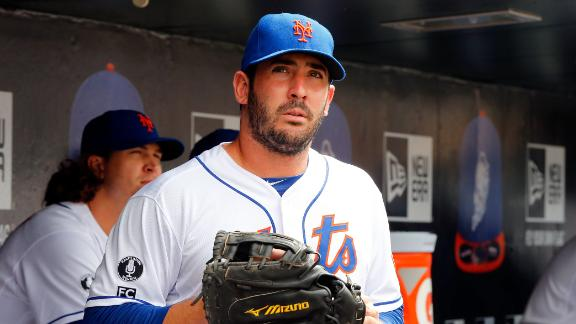 Mets manager to rehabbing Harvey: 'Back off'
