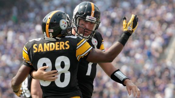 Roethlisberger Feeling Slighted By Sanders