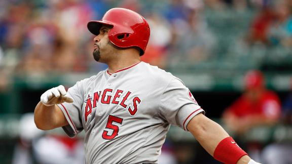 Angels Hold Off Rangers