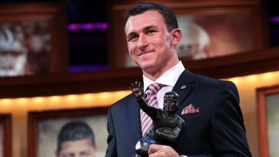 The Trophy Lives: Johnny Manziel