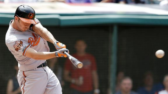 Gausman helps O's avoid sweep by Indians