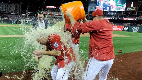 Nationals Get Walk-Off Win Against Pirates