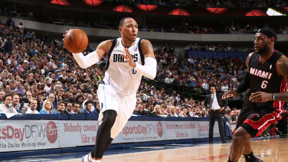 Shawn Marion To Join Cavs