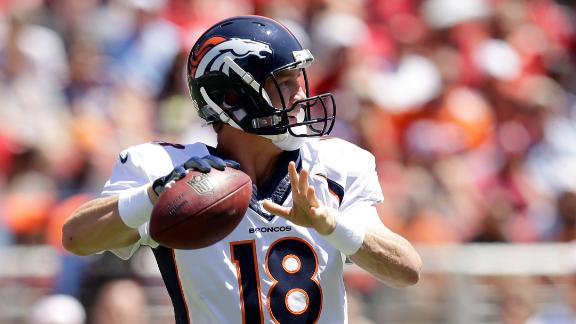 Video - Broncos Spoil 49ers' Stadium Debut